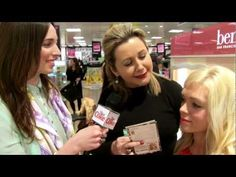 """Presenting for Diet Coke Tv at the """"Get Glam"""" Event in Galway City Recently"""