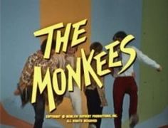 """""""Here we come...walking down the street...we get the funniest looks from, everyone we meet!""""  Loved The Monkees!"""