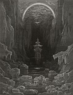 Rime of the Ancient Mariner illustrated by Gustave Dore