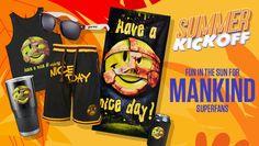 Mick Foley, Good Day, Have Fun, Comic Books, Comics, Cover, Buen Dia, Good Morning, Hapy Day