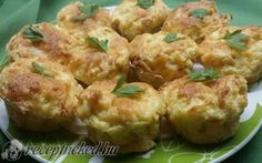 Bundáskenyér muffin recept fotóval