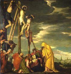 Paolo Veronese, Crucifixion (c.1582)