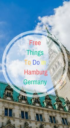 Free things to do in Hamburg Germany. As one of the great European port cities, Hamburg has a strong pirate history dating back to 1300's. Ripe in history, the Speicherstadt is the largest warehouse district in the World with all the buildings standing on massive oak timber piles. Click to read more about free things to do in Hamburg Germany at http://www.divergenttravelers.com/3-days-hamburg-germany/