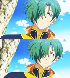 Akatsuki no Yona #anime Jae-ha
