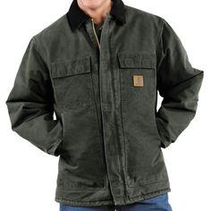 f7db2ecead880 Carhartt Arctic Work Coat (For Men)) Trajes De Vaqueros