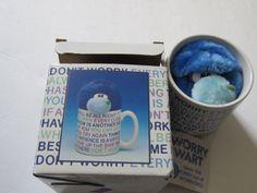 1988 The Worry Wart Mug With Plush Worry Wart New by mariehotdeals