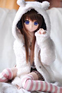 Harunyan love fluffy fluffy things :>