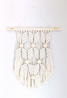 Pretty wall hanging
