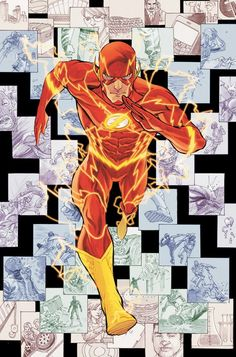 The Flash by Francis Manapul