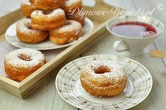 Oponki serowe - oponki super - spirytus to trzeba dodać do ciasta , po dodaniu do zimnego oleju katastrofa - cala kuchnia w oleju