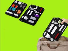 Multi style Cocoon GRID-IT Elastic Organizer For Small Gadgets & Houshold Items