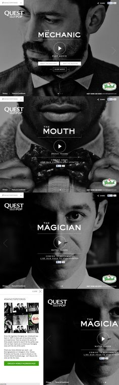 """same """"sections"""" idea I like for presenting different facets of a website Website Layout, Web Layout, Layout Design, Ui Design, Website Design Inspiration, Graphic Design Inspiration, Pag Web, Web Mobile, Mobile Video"""