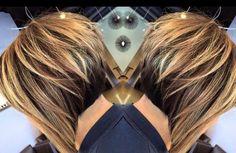 Short A-Line Bob Haircuts