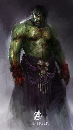 Hulk - vingadores avengers magic rpg 04 hulk