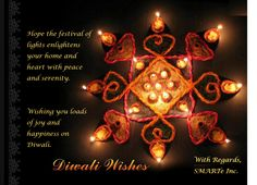 Happy Diwali – 2015 from SMARTe Inc Family  to Global competitive market of database industry