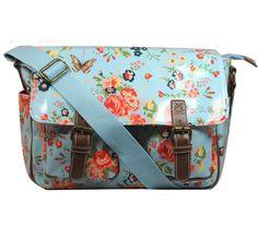 BARGAIN Lydc Women's Milly Floral Satchel NOW £6.17 At Amazon - Gratisfaction UK Bargains #bargains