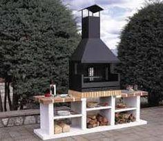 How to build a brick outdoor grill ehow home sweet home pinterest barbecues bricks and - Barbacoas de obra modernas ...