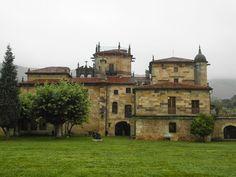 El Palacio de Elsedo, Cantabria  unosamigosdeparadores.blogspot.com.es