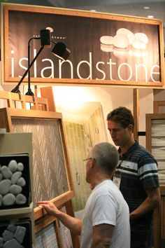 Island Stone #dwellondesign #dod2012