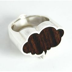 wood silver ring This Reminds me of the cover of John Green's book The Fault in Our Stars.