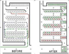 Free Parking Lot Layout Template New Interior Outdoor Room Or Other Free Parking Lot Layout Template - Mapo House and Cafeteria Parking Space, Parking Lot, Car Parking, Layout Template, Templates, Car Interior Upholstery, Auditorium Design, Parking Building, City Farm