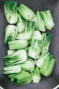 Bok Choy | Playin with My Food by Kim Paige