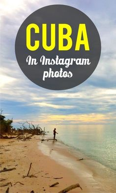 Travel in Cuba is an experience like no other in a country that's like no other: stopped in time in some respects, inching into the future in others. We found it frustrating, invigorating, interesting and welcoming, and we're sure you'll have a great time there when you travel to Cuba. In the meantime, enjoy these Cuba Instagram photos.