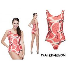 BODY full print 3d WATERMELON