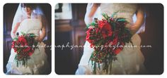 Photography & Design By Lauren- an on location photographer specializing in Weddings, Couples, High School Seniors, Families and Models based in Indiana 502.230.1907   A winter wedding at The Gillespie, Louisville KY   winter wedding bouquet