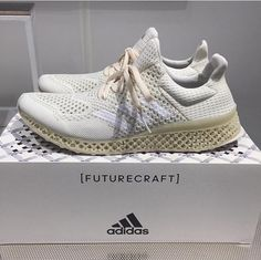 Adidas Futurecraft 3D shoes are are crafted specifically for each customer's unique needs
