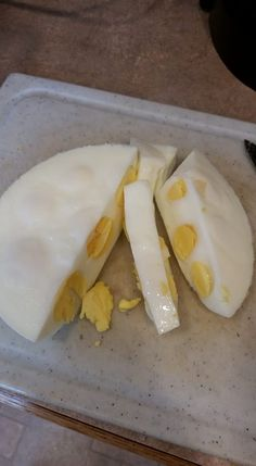 Cook all your hard boiled eggs at one time in the #InstantPot - no ice bath, no peeling! Great for egg salad!