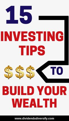 Investing & investing money are a big part of personal finance. This article is full of investment tips and investment ideas for making money on your investment portfolio. If you want to know how to invest money, this is it. You will learn how to invest i Investing In Stocks, Investing Money, Saving Money, Stock Investing, Investment Tips, Investment Portfolio, Investment Group, Investment Property, Retirement Investment