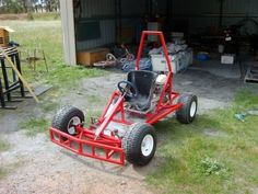Fun-Kart-III-offroad-mini-dune-buggy-sandrail-go-kart-plans-on-CD-disc