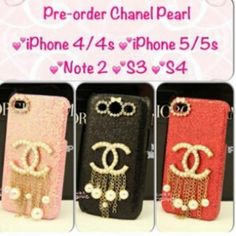 Pre order cute case for iPhone n samsung