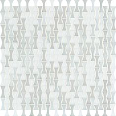 Artistic Tile | Lena Jazz Glass | Geometry is fun again with our LENA© pattern. From the Jazz Glass™ Collection, LENA© is made of recovered glass that might otherwise be discarded during manufacture. Its arc is contemporary, but LENA© retains a hand-worked feel. Available in snazzy Detroit Blues, LENA© will have you feeling good about going green.