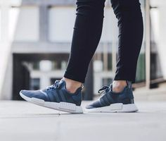 For sale:   Adidas NMD R1 Tech Ink Womens Trainers / Sneakers in Pale Blue for £99.95  RRP: £129.99 Worldwide Shipping  Photo Credit: kaidee