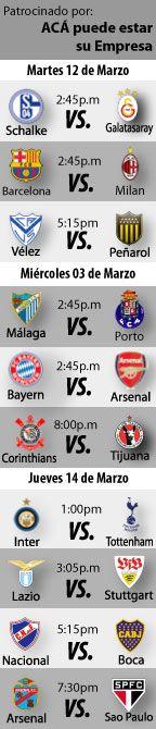 Fútbol recomendado para esta semana: 12 al 14 de Marzo    http://blogueabanana.com/deportes/91-futbol/965-futbol-recomendado-12-al-14-marzo.html