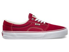 "Vans ""Rowley Solos"" Shoes - Racing Red 