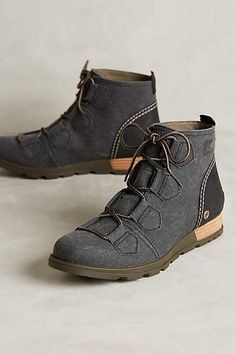 »Sorel Major Lace Boots«  #shoes #boots