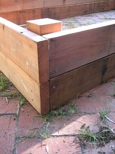 DIY - Build Your Own Garden Box - good step by step directions....I have always wanted to do a garden, but don't have a tiller, and our ground is so hard. I am determined to have one this summer, and this may be the way to go!