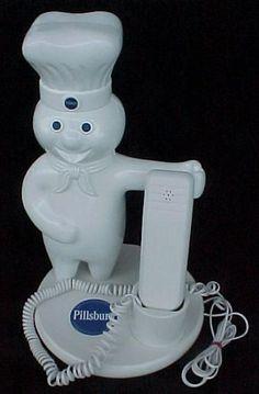 Pillsbury Dough Boy phone