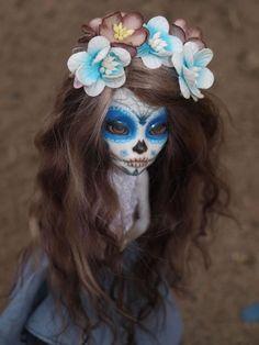 Monster High Spectra Vondergeist OOAK Repaint Custom by Konyaeva Olga #Dolls