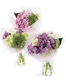 Bouquet Party Favors