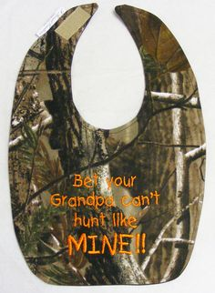 Bet your Grandpa can't hunt like MINE  Small by FForrestCreations, $8.00 (change grandpa to granddaddy)
