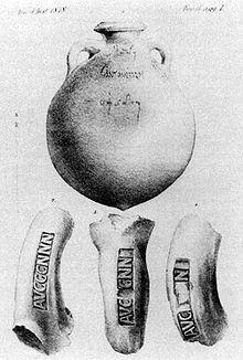 Monte Testaccio - Wikipedia, the free encyclopedia -római