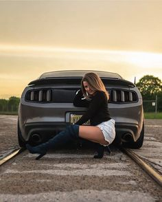 If you've ever thought about how to get cheaper car insurance, there are several things you can do to reduce your premiums and locate the very best car insurance for you. Mustang Girl, Ford Mustang, Mustangs, Sexy Cars, Hot Cars, Car Poses, Best Car Insurance, Cheap Cars, Car Photography