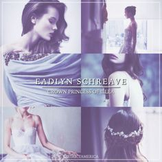 Princess Eadlyn Schreave