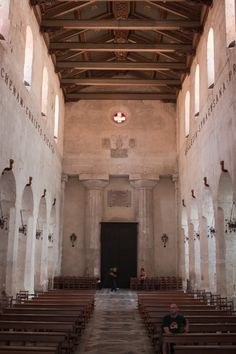 Interno, Cattedrale Siracusa.