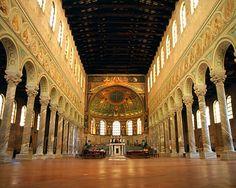 Early Christian Monuments of Ravenna,Italy.