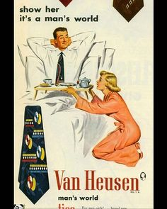 It's difficult to believe these adverts for household items were ever considered appropriate.